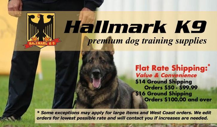 Hallmark K9 - Premium Dog Training Equipment
